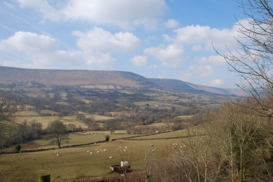 Black Mountains